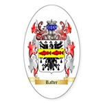 Rafter Sticker (Oval 50 pk)