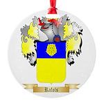 Rafols Round Ornament