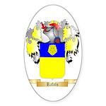 Rafols Sticker (Oval)