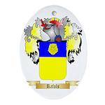 Rafols Oval Ornament