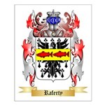 Raferty Small Poster