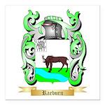 Raeburn 2 Square Car Magnet 3
