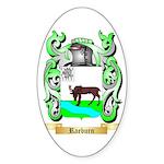 Raeburn 2 Sticker (Oval)
