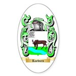 Raeburn 2 Sticker (Oval 10 pk)