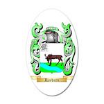Raeburn 2 35x21 Oval Wall Decal