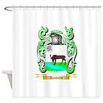 Raeburn 2 Shower Curtain