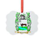 Raeburn 2 Picture Ornament