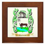 Raeburn 2 Framed Tile