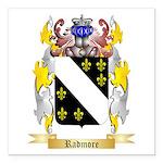 Radmore Square Car Magnet 3