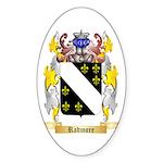 Radmore Sticker (Oval 10 pk)