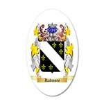 Radmore 35x21 Oval Wall Decal