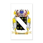 Radmore 35x21 Wall Decal