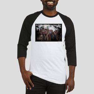 Confederate Volley Baseball Jersey