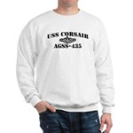 USS CORSAIR Sweatshirt