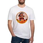 USS CORSAIR Fitted T-Shirt