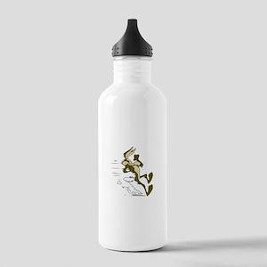 Fast Road Runner fox Stainless Water Bottle 1.0L