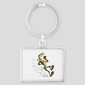 Fast Road Runner fox Keychains
