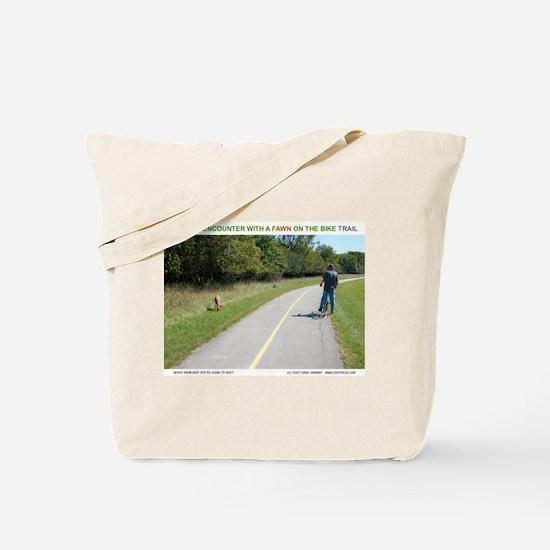 DEER SURPRISE Tote Bag
