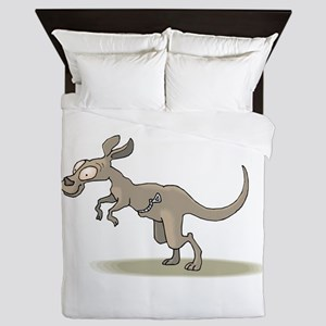 Kangaroo Zipper Pouch Queen Duvet