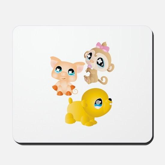 Cuties Mousepad