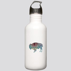 Bison Stainless Water Bottle 1.0L