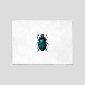 Beetle Bug 5'x7'Area Rug