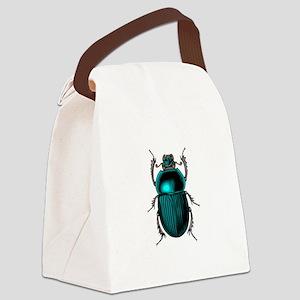 Beetle Bug Canvas Lunch Bag