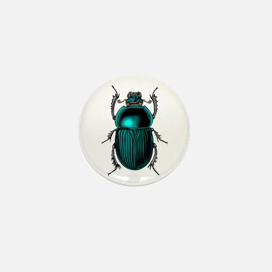 Beetle Bug Mini Button