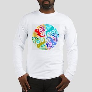 celticround Long Sleeve T-Shirt