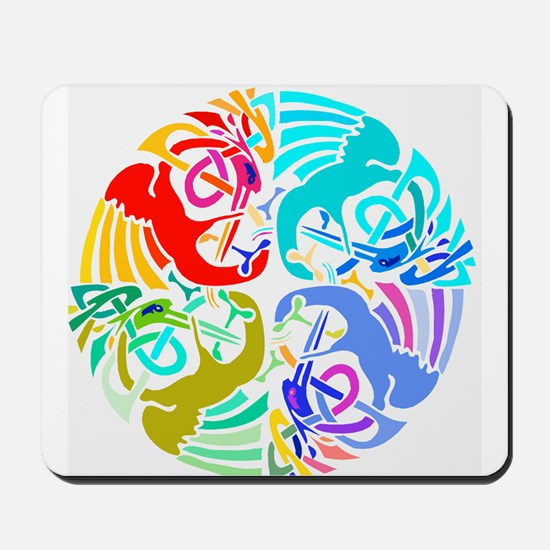 celticround.png Mousepad