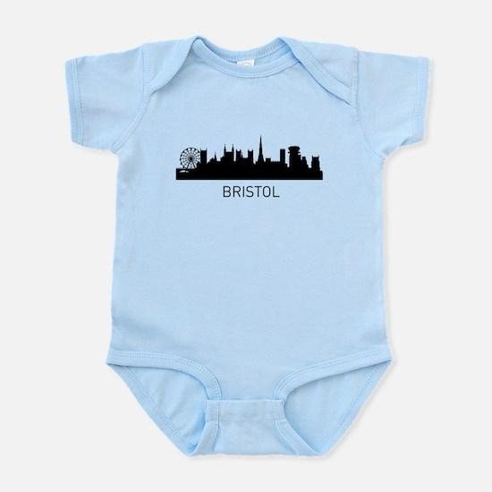 Bristol England Cityscape Body Suit