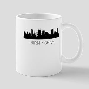 Birmingham England Cityscape Mugs