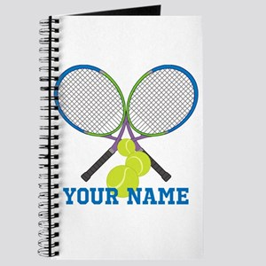 Personalized Tennis Player Journal