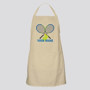 Personalized Tennis Player Apron