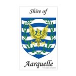 Aarquelle Rectangle Sticker