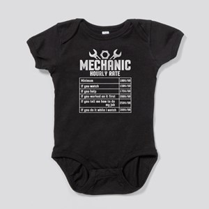 This Is Mechanic Hourly Rate T Shirt Body Suit