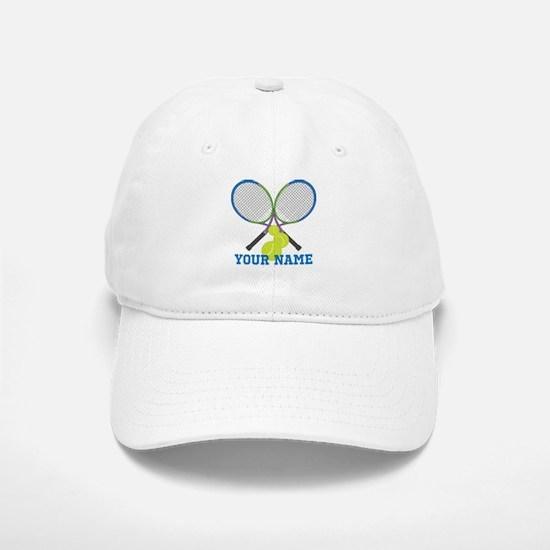 Personalized Tennis Player Baseball Baseball Baseball Cap