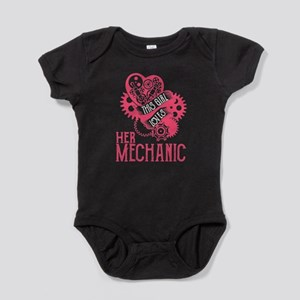 This Girl Loves Her Mechanic T Shirt Body Suit