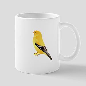 Gold finch Mugs