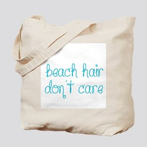 Beach Hair Don't Care Tote Bag