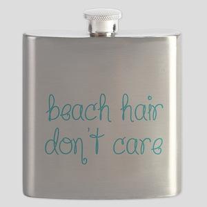 Beach Hair Don't Care Flask