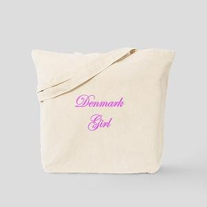 Demark Girl Tote Bag