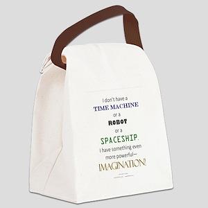Imagination Canvas Lunch Bag