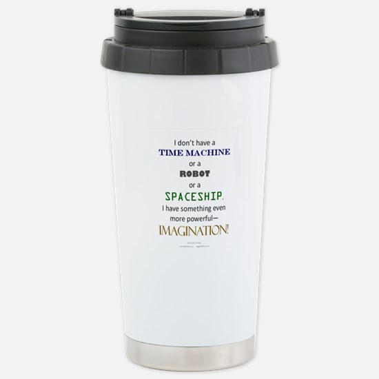 Imagination Stainless Steel Travel Mug