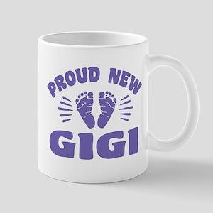 Proud New Gigi Mug
