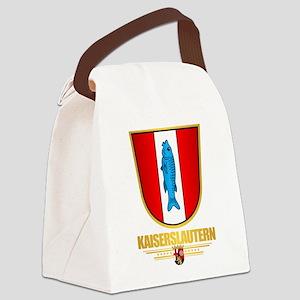Kaiserslautern Canvas Lunch Bag