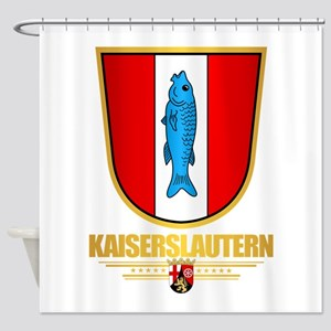 Kaiserslautern Shower Curtain