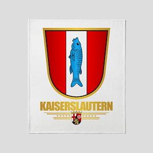 Kaiserslautern Throw Blanket