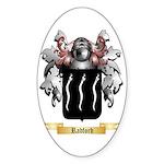 Radford Sticker (Oval 10 pk)