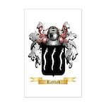 Radford Mini Poster Print